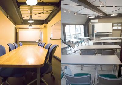 2F ミーティングスペース(貸会議室)