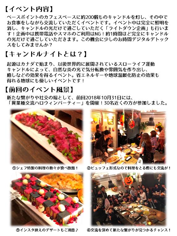 キャンドルナイト2018裏_チラシ