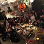 異業種交流ハロウィンパーティー2018!!
